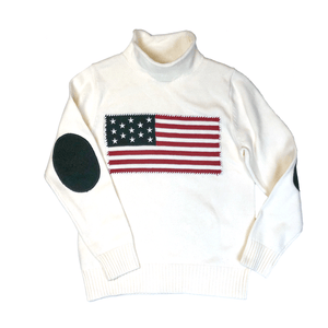 Bone Heritage Rollneck Sweater