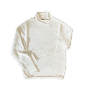 100% Cotton Rollneck Sweater