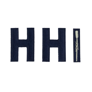 HHI Embroidered Letters