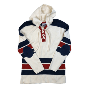 USA Stripe Hockey Sweater