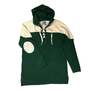 Classic Green Hockey Sweater