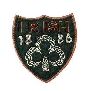 Irish 1886 Patch