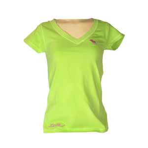 Lime Short Sleeve Women's T-Shirt
