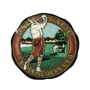 Lake Placid Golf Patch
