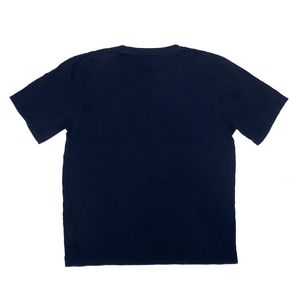 100% Cotton Navy Men's T-Shirt