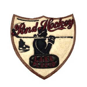 Lake Placid Pond Hockey Patch