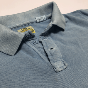 100% Cotton Stone Washed Polo