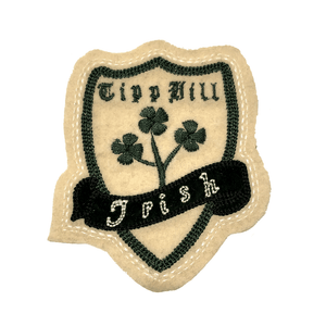 Velvet Tipp Hill Irish Patch