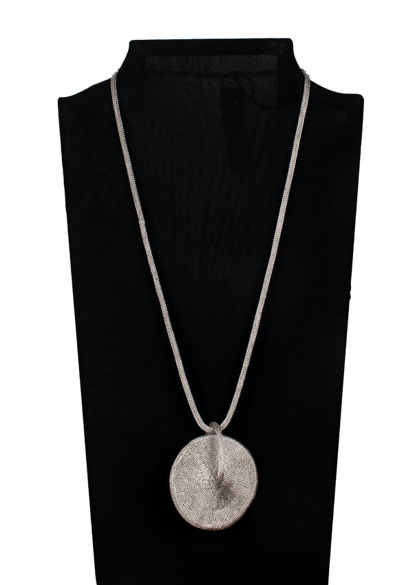 HANDMADE STAINLESS STEEL Necklace - African Collection