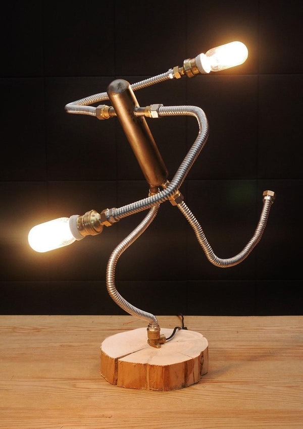 Big Flex Character Lamp - African Collection