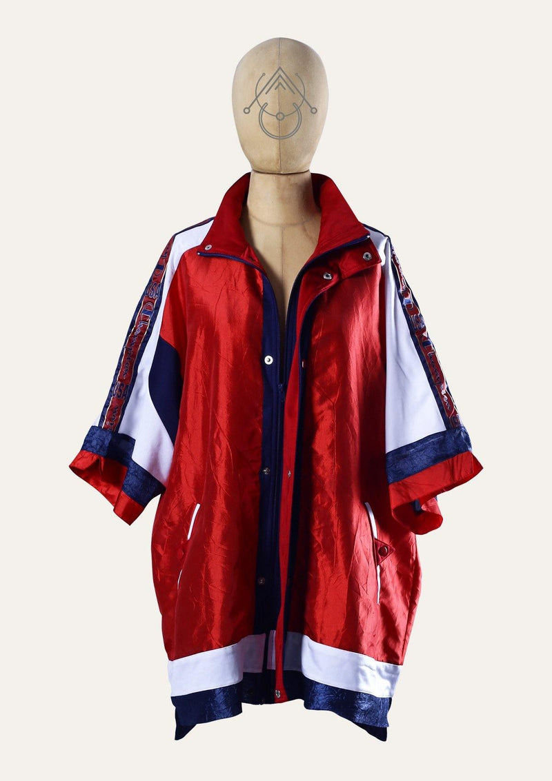 CHAMPION BELDITRACK JACKET - African Collection