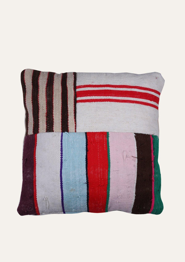 Colorfull Stripped Cushion - African Collection
