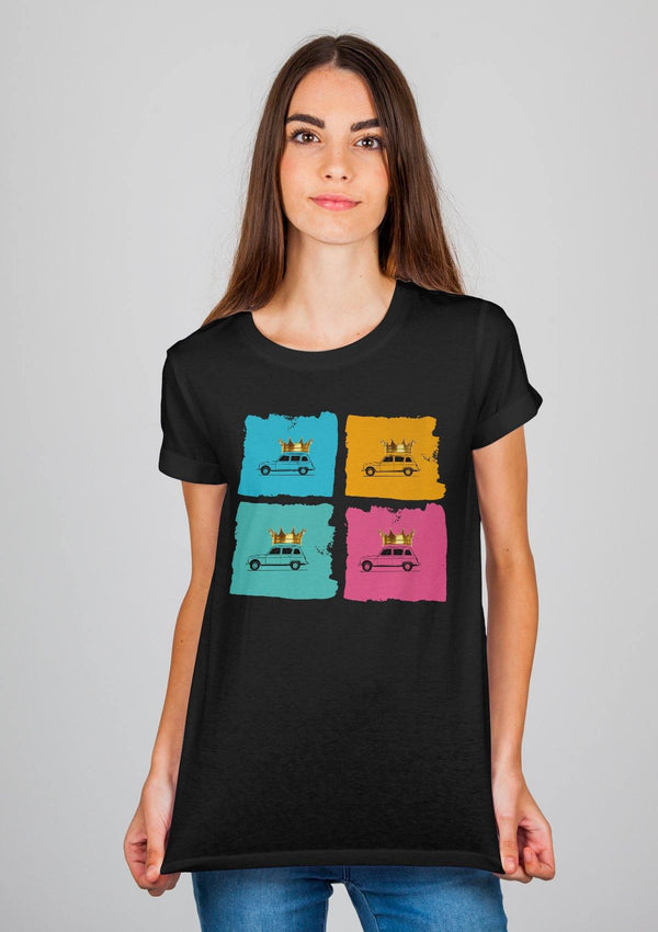 Glorious R4 T-Shirt - Women - African Collection