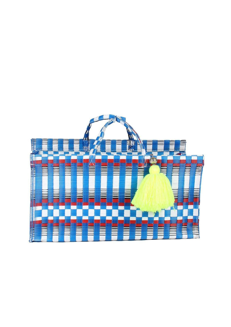 Hand Made Plastic Bag - Africancollection