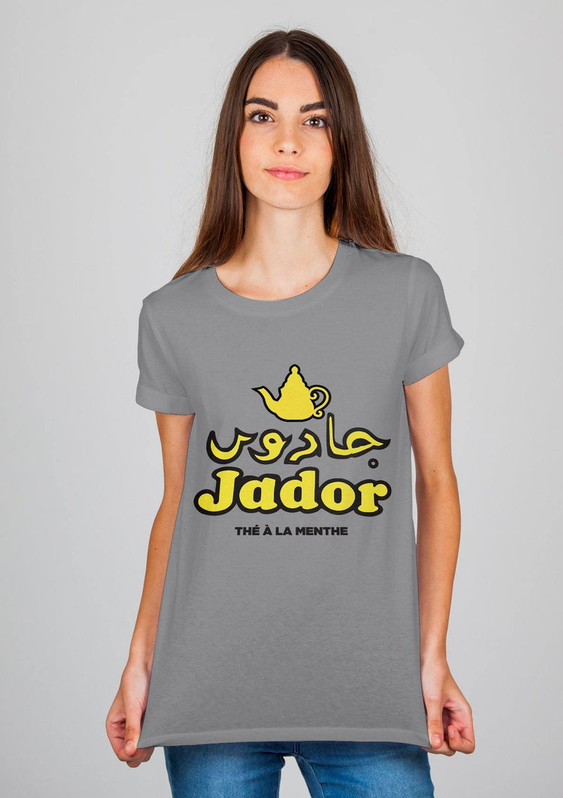 J'ador T-Shirt Cup of Tea, Mint Squad - Women - African Collection