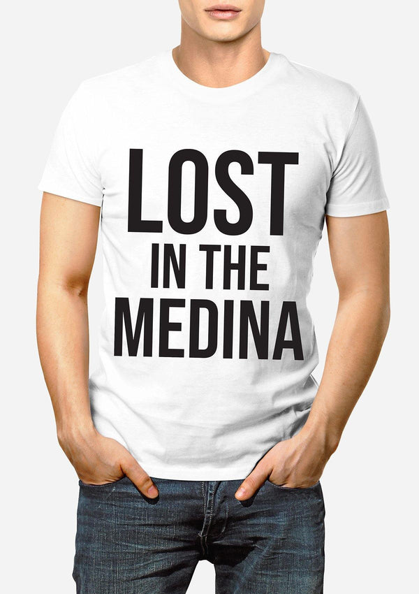Lost in The Medina T-shirt - African Collection