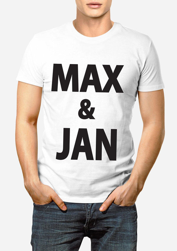 Max&Jan T-shirt - African Collection