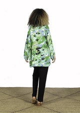 Colorful Kimono with clasp - African Collection