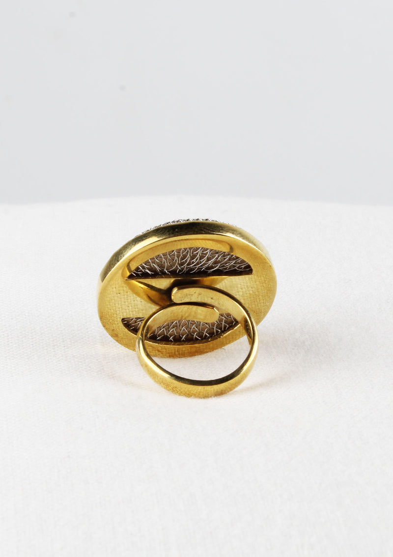 Silver Authentic Handmade Ring - African Collection
