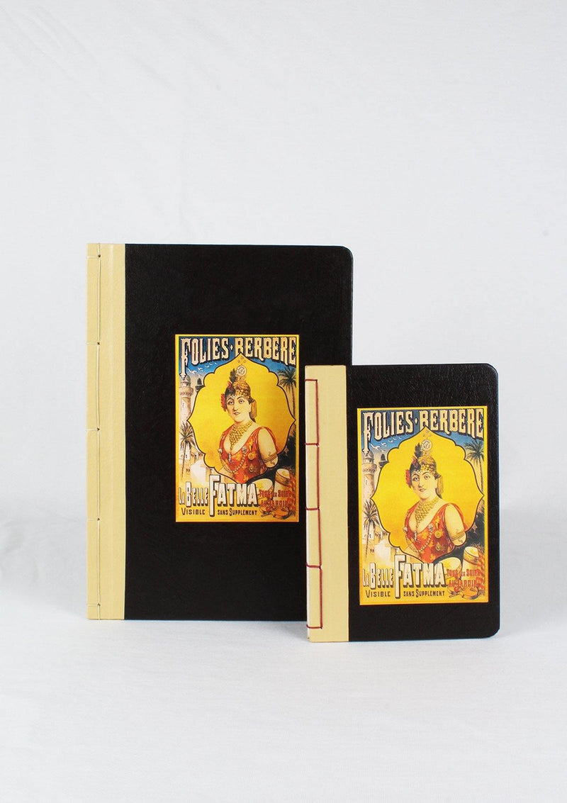 Folies Berebere - Vintage Notebook - African Collection