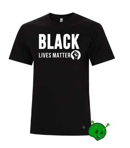 BLACK LIVES MATTER Premium Adult T-Shirt