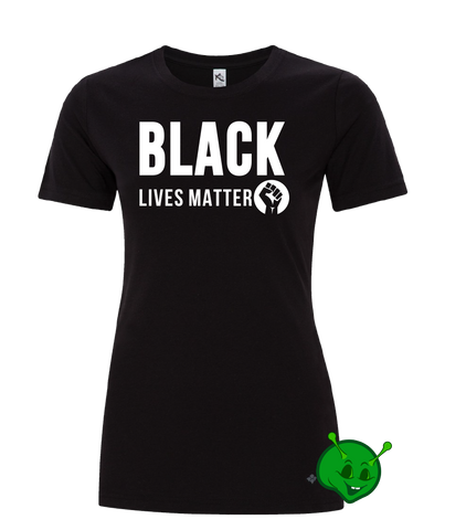 BLACK LIVES MATTER Premium Ladies T-Shirt
