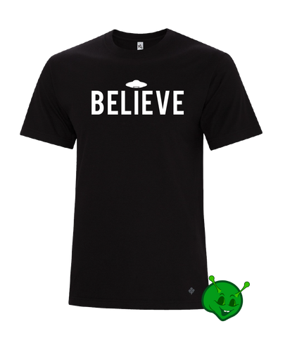 BELIEVE in UFO's Men's Premium T-Shirt
