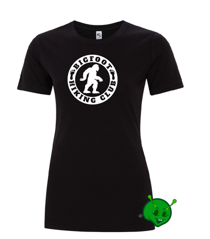 BIGFOOT Hiking Club Ladies Premium T-Shirt