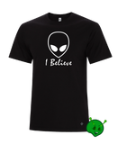 I Believe in Aliens PREMIUM T-Shirt