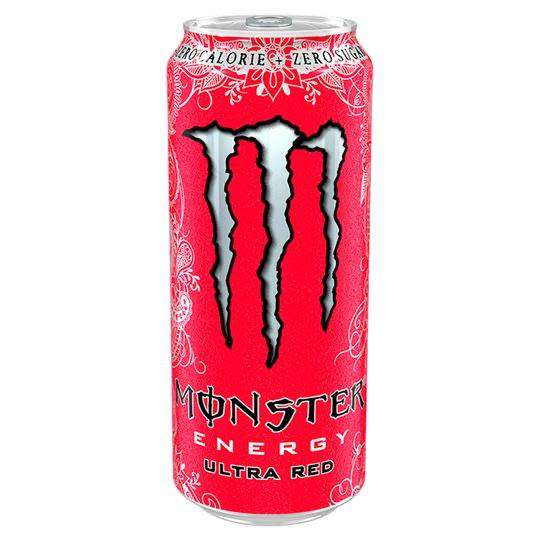 Monster Ultra Red Drink 500Ml