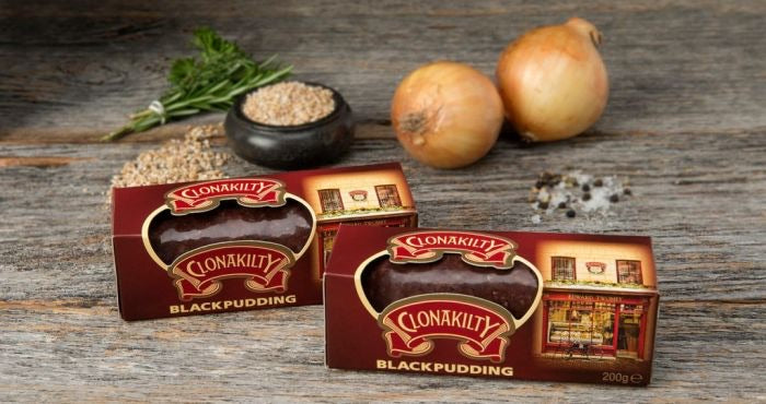 Clonakilty Black Pudding 200g