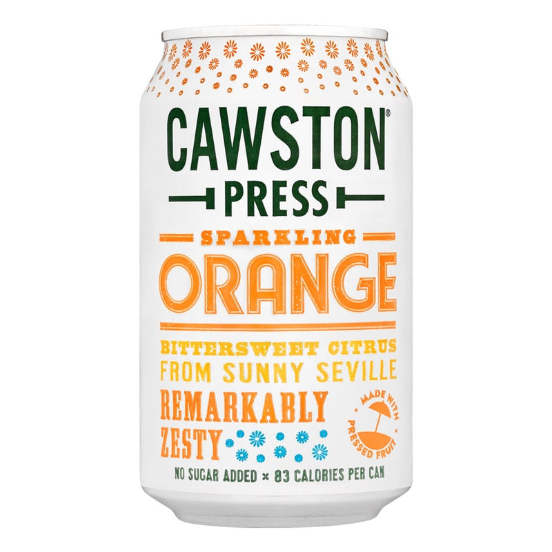 Cawston Press Sparking Orange 330Ml