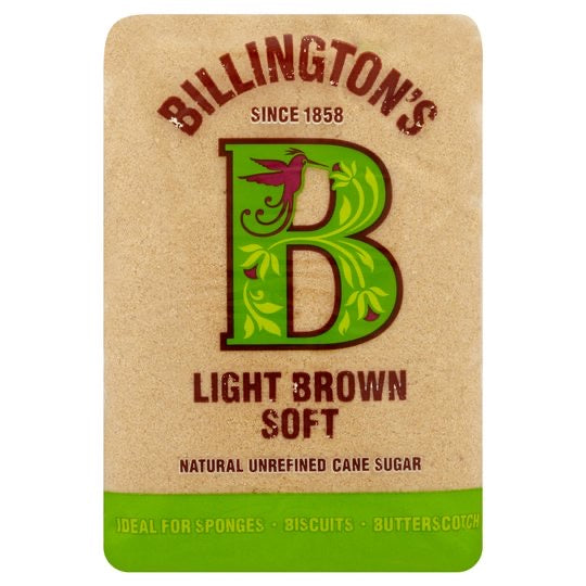 Billingtons Light Brown Sugar 500G