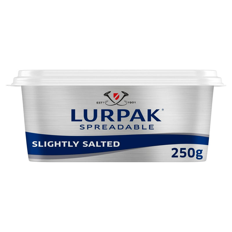 Lurpak Slightly Salted Spreadable 250G