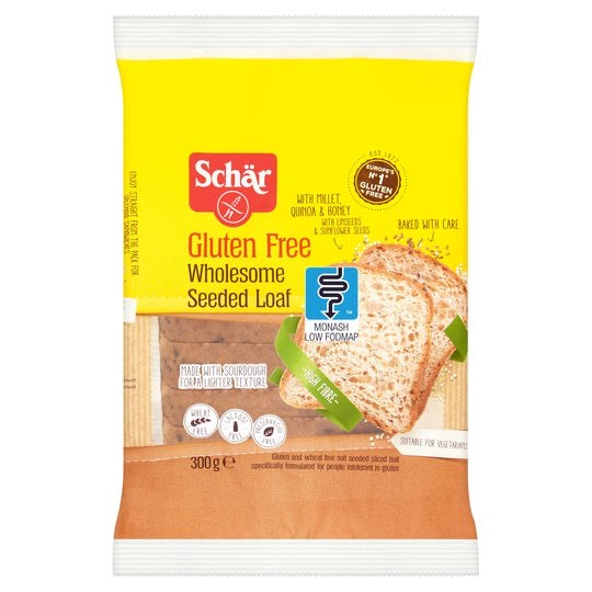 Schar Wholesome Seeded Loaf 300G
