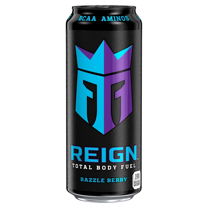 Reign Total Body Fuel Razzle Berry Energy Drink 500ml