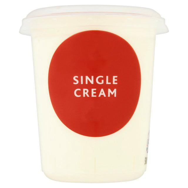 Fresh Single Cream 300Ml