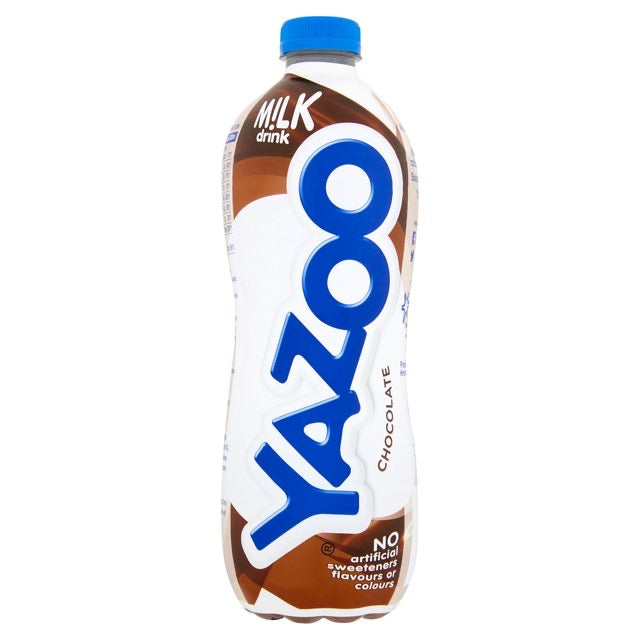 Yazoo Chocolate Milkshake 1 Litre Bottle