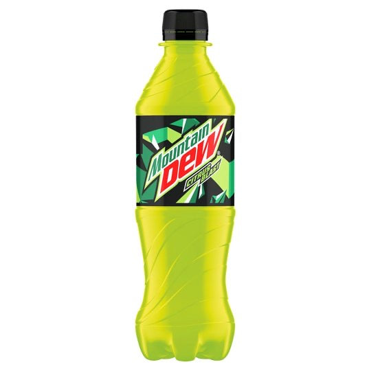 Mountain Dew Energy 500Ml