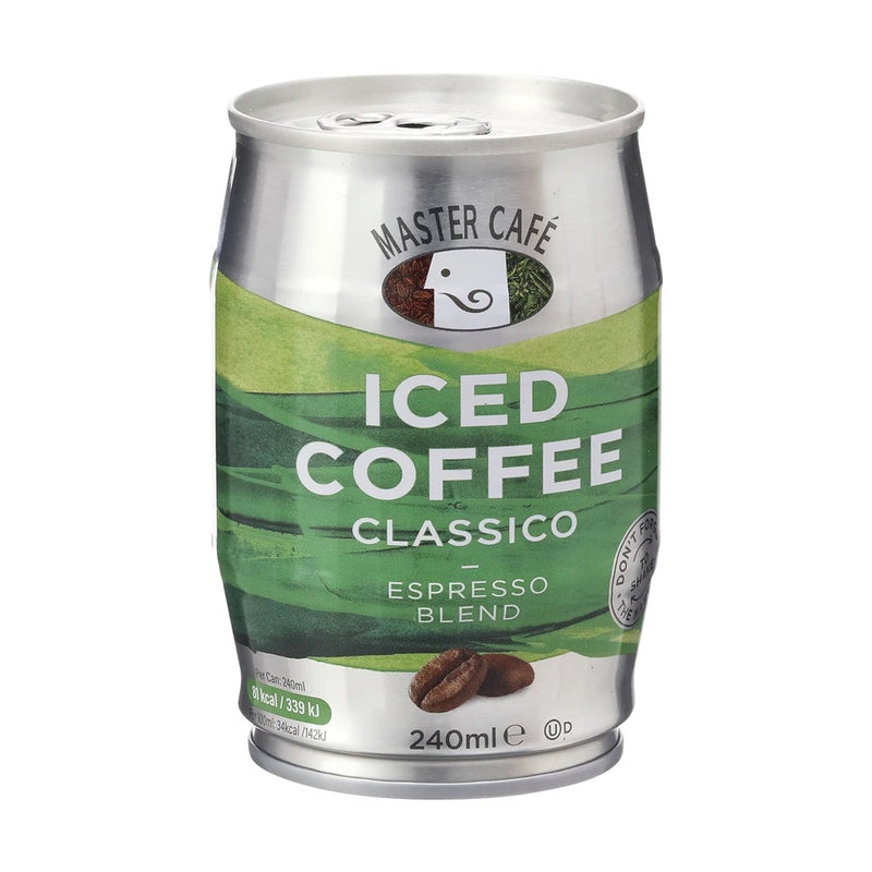 Master Cafe Classico Iced Coffee 240Ml