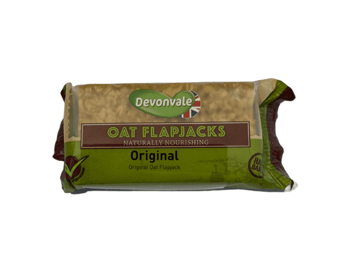 Devonvale Luxury Oat Flapjacks - Original 95g