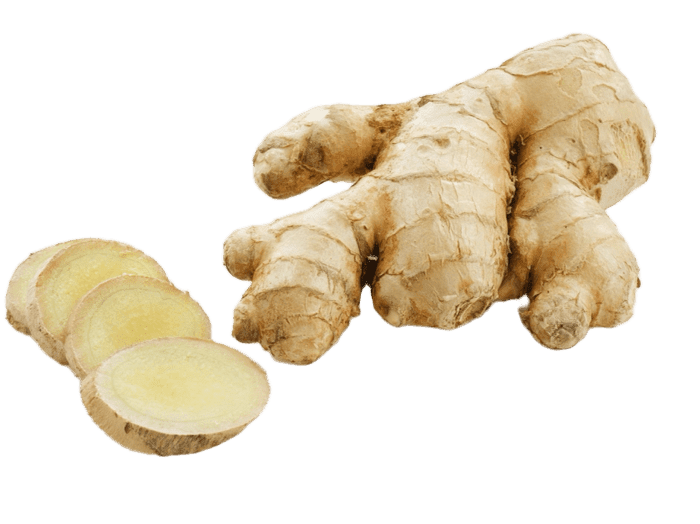 Fresh Ginger Root Loose - 100g
