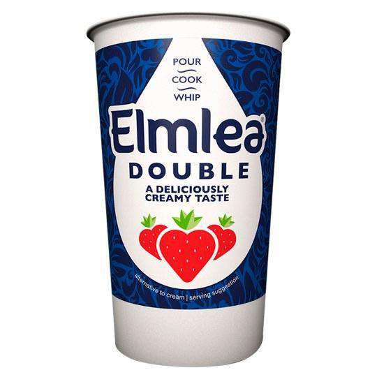 Elmlea Double Cream Alternative 284Ml