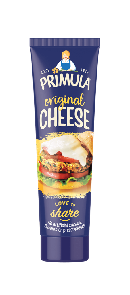 Primula Original Cheese Spread 150G Tube