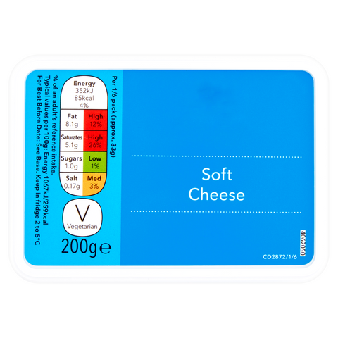 Soft Cheese 200G