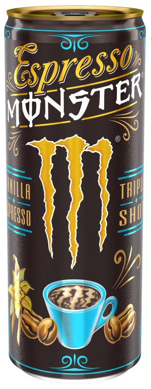 Monster Espresso Vanilla 250ml