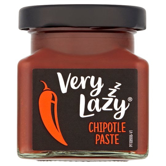 Very Lazy Chipotle Paste 115G