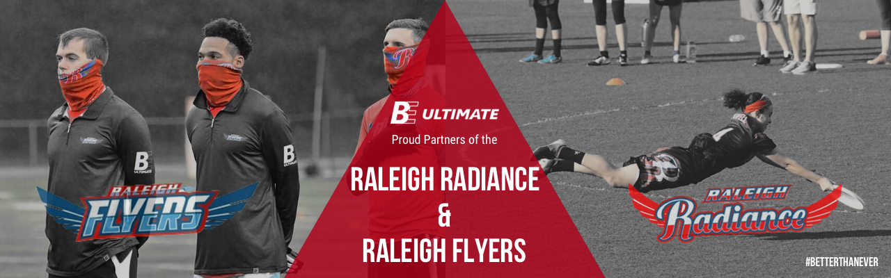 Triangle Partnership || Raleigh Radiance & Raleigh Flyers
