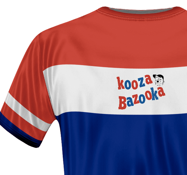Taïga Ultimate | Full Sublimation Jersey - design fiction Bazooka