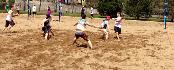 Beach Ultimate